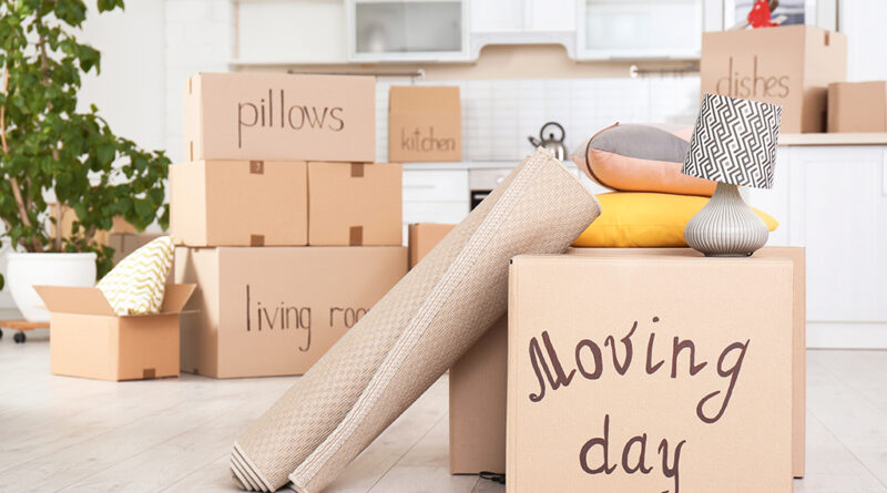 4 Ways To Make Unpacking Your New Home Easy