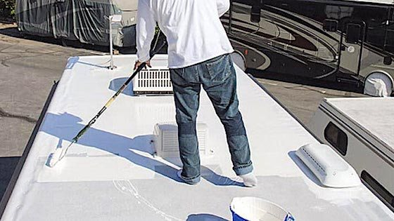 What to Know About Mobile Home Roof Sealing?